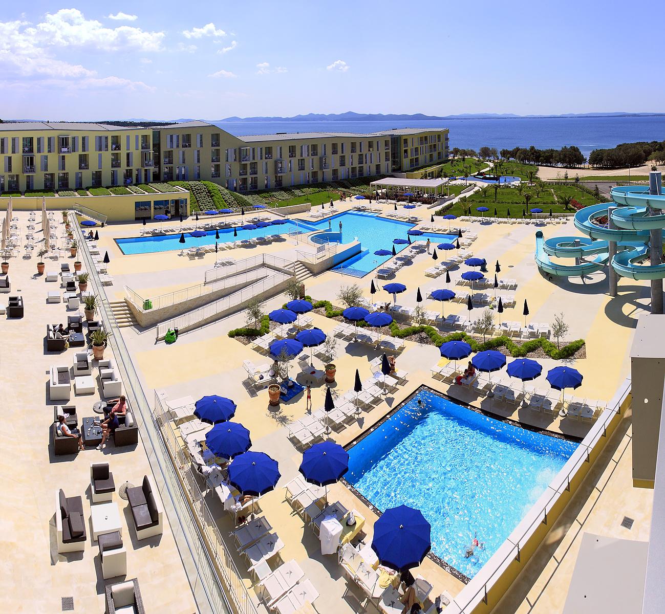 duża zniżka Nowe Produkty całkowicie stylowy Hotel Falkensteiner Family Hotel Diadora - Dalmacja ...
