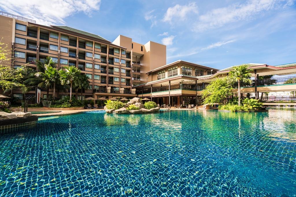 Novotel Phuket Vintage Park Resort 4* (4*)