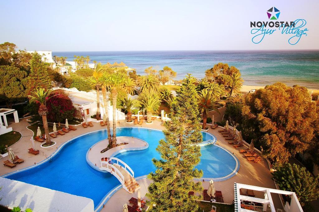 Club Novostar Sol Azur Beach Congress 4*