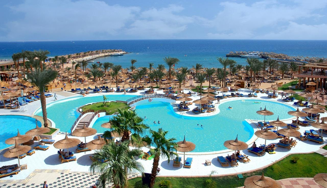 Beach Albatros Resort Hurghada 4* (4*)