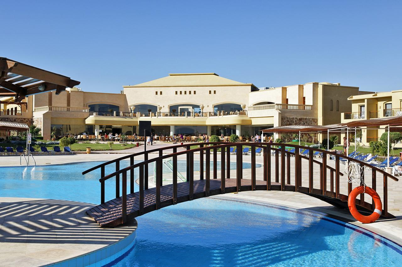 The Three Corners Fayrouz Plaza Resort 5* (4*)