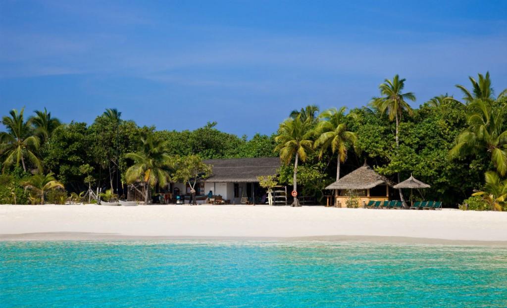 Hotel Reethi Beach Resort Malediwy