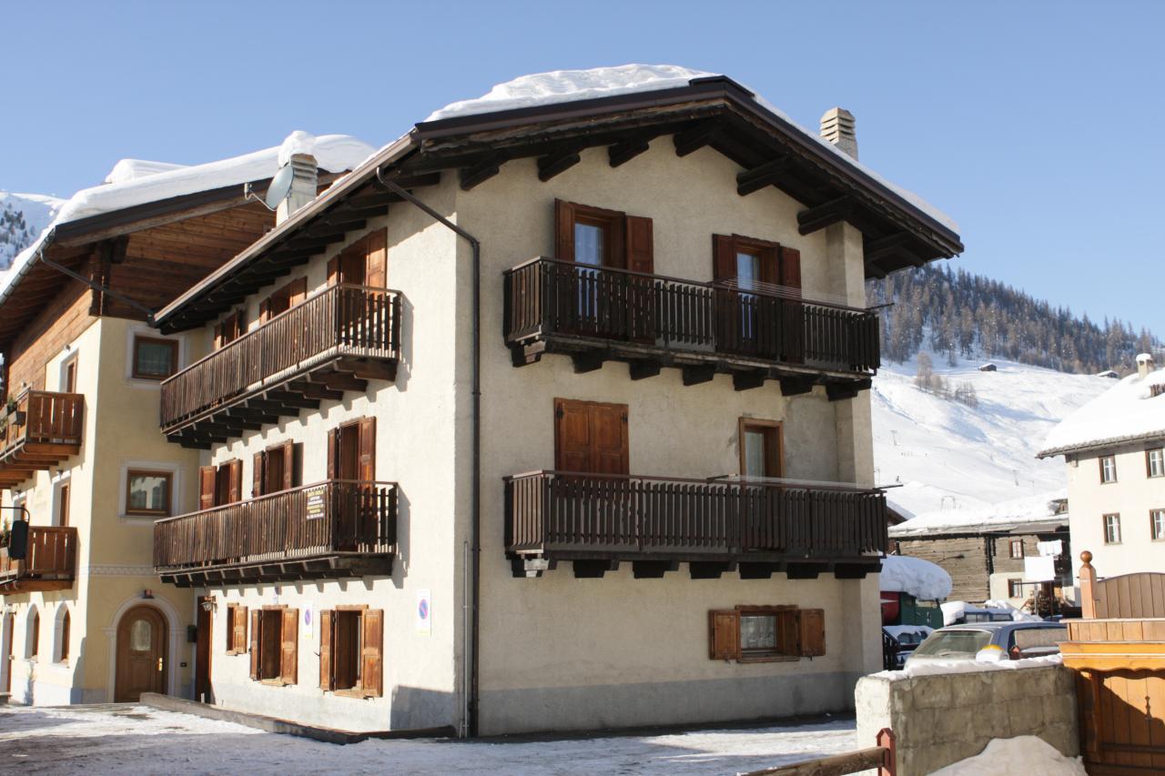 Livigno - Apartamenty