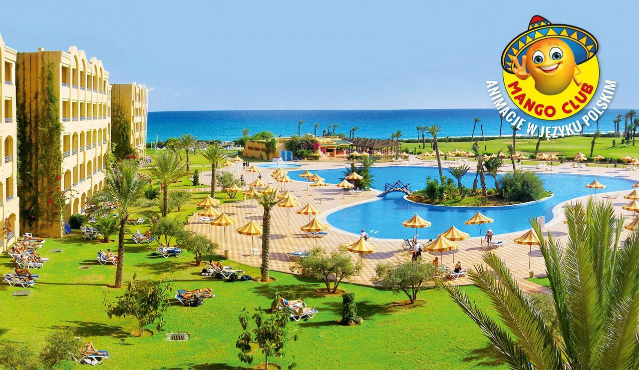 Nour Palace Thalassa & Resort 5* (5*)