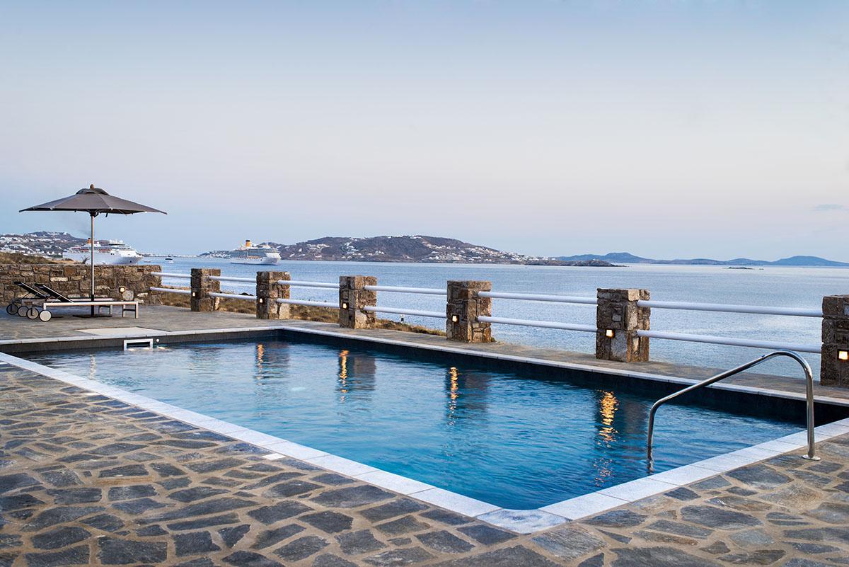 Alkistis Hotel (Agios Stefanos)