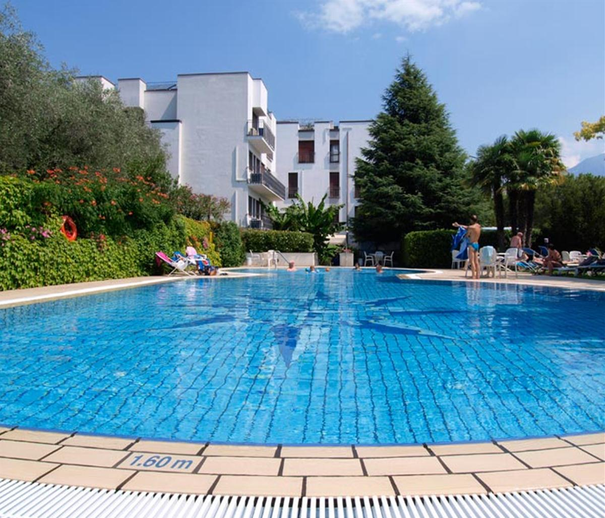 Bristol Hotel - Riva del Garda