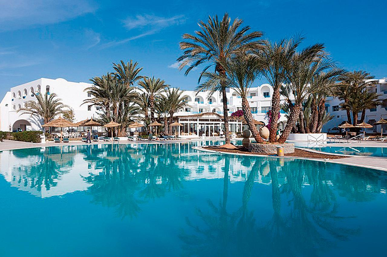 Golf Beach Djerba 3*+ (3*+)