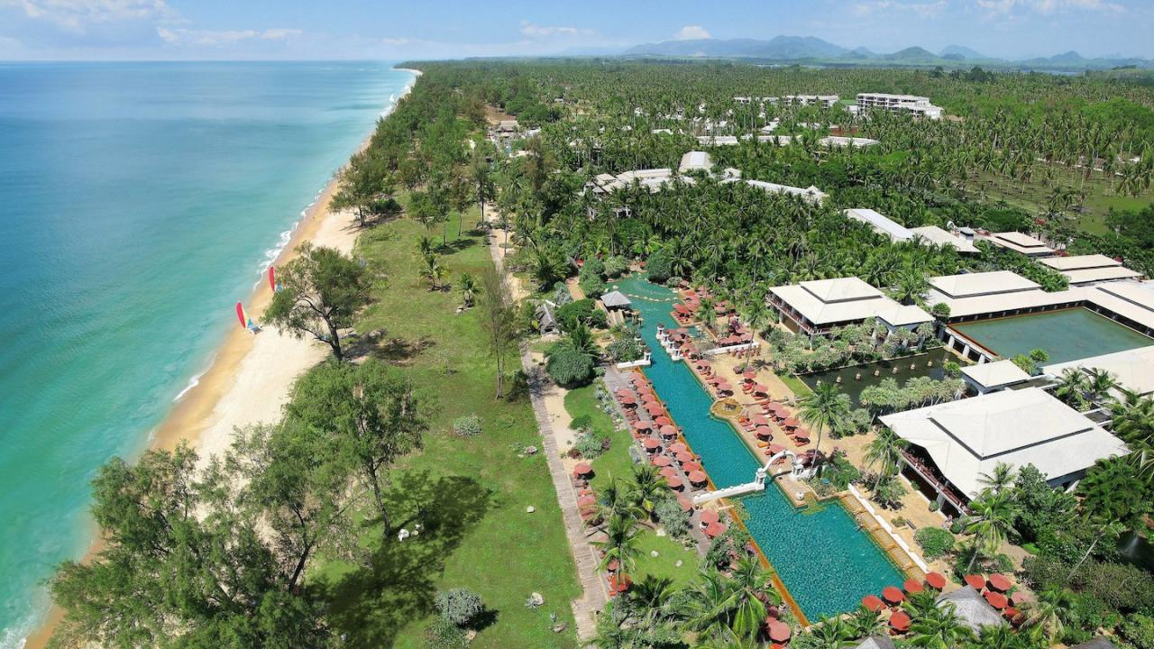 JW Marriott Phuket Resort & Spa 5* (5*)
