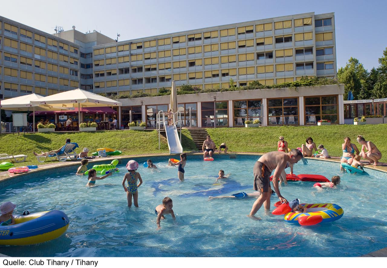 Hotel Club Tihany