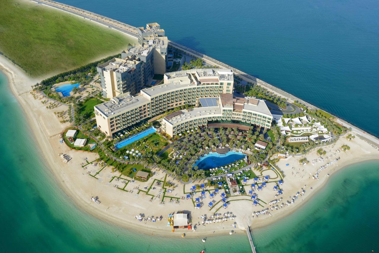 Rixos The Palm Dubai.