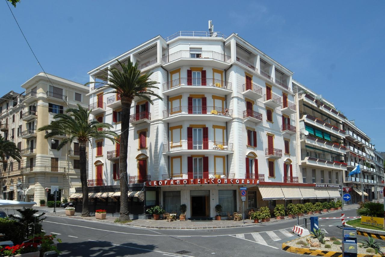 Hotel Europa Concordia