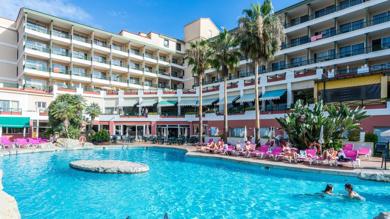 Blue Sea Costa Jardin & Spa (ex Diverhotel)