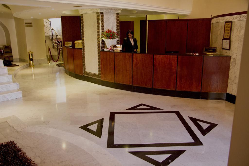 Nassim Hotel