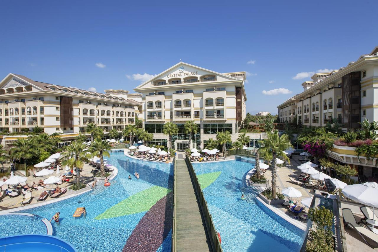 Crystal Palace Luxury Resort And Spa