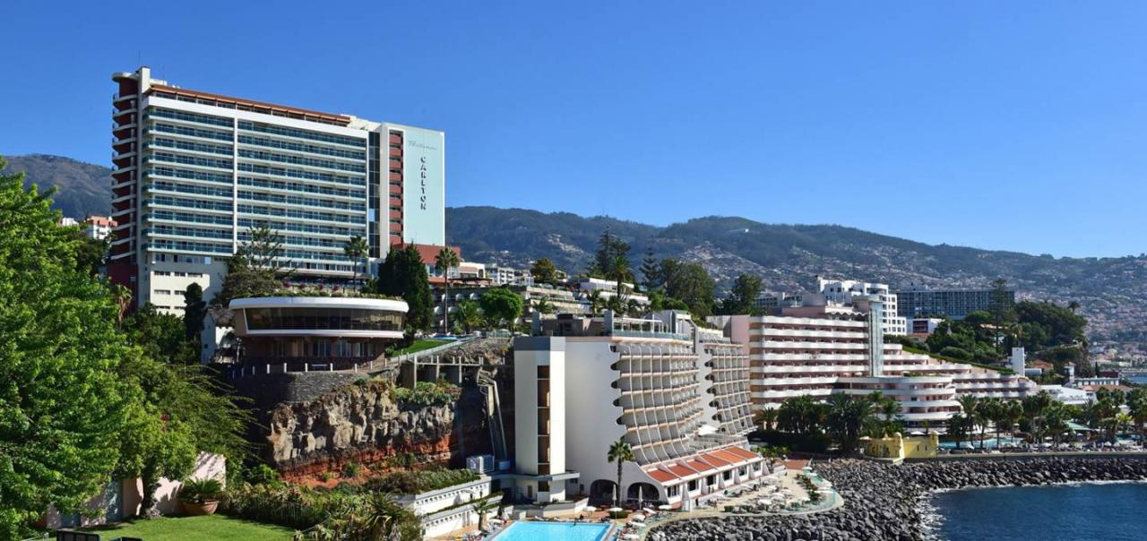 Pestana Carlton Madeira Ocean Resort Hotel