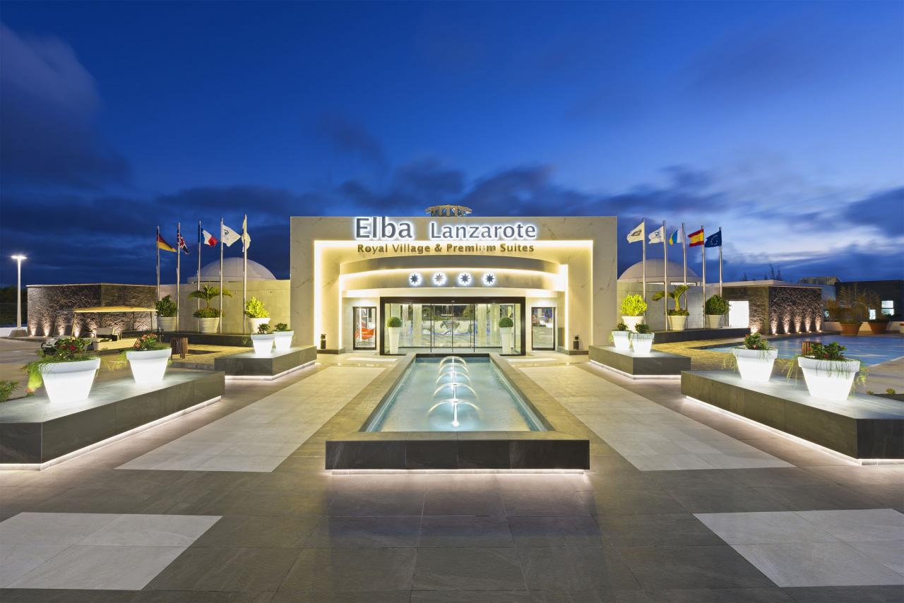 Elba Lanzarote Royal Village Resort