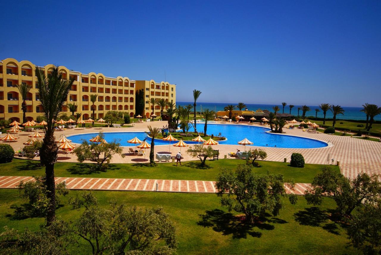 Nour Palace Thalassa & Resort