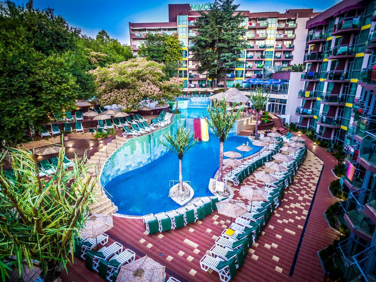 COOEE Mimosa Sunshine Hotel & SPA