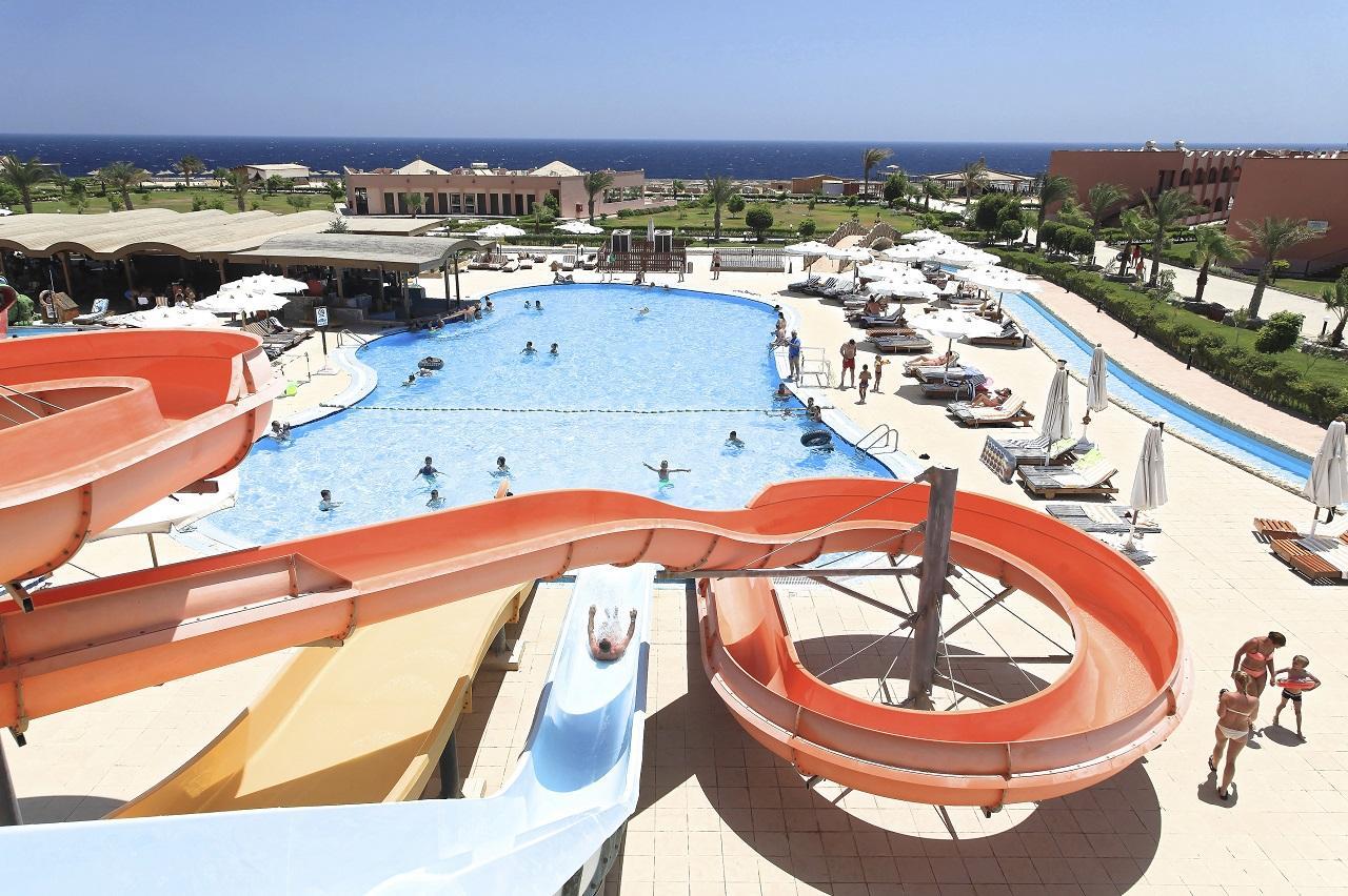 The Three Corners Happy Life Beach Resort 4* (4*)