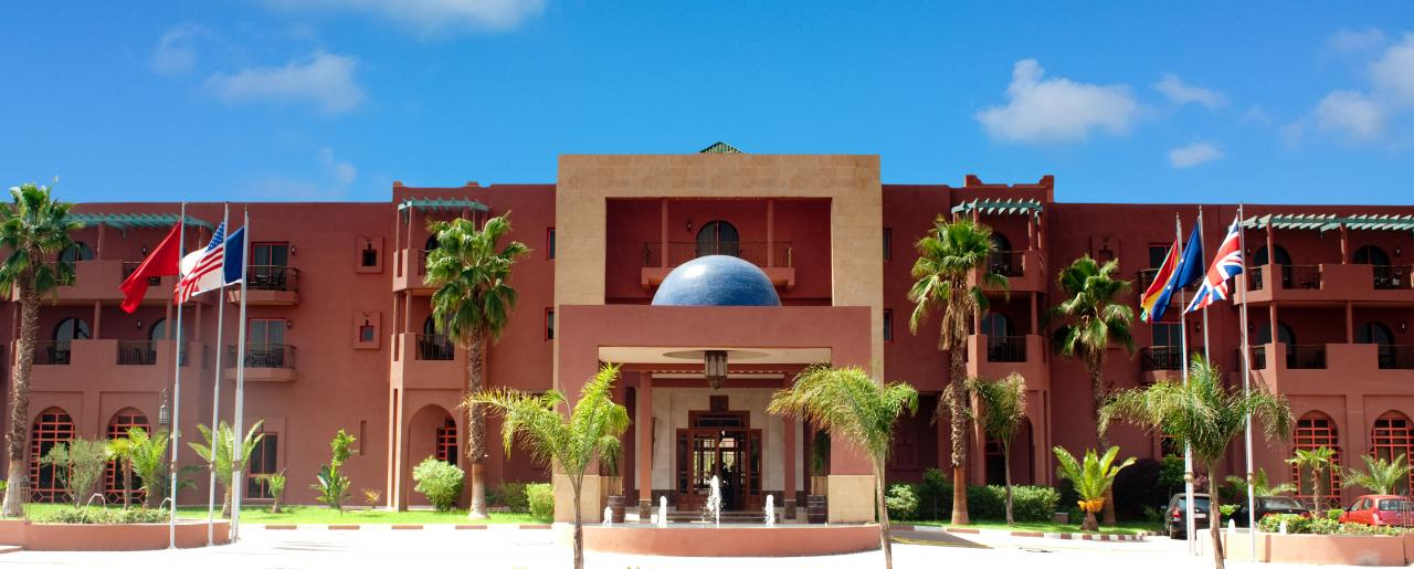 Palm Plaza Hôtel & Spa