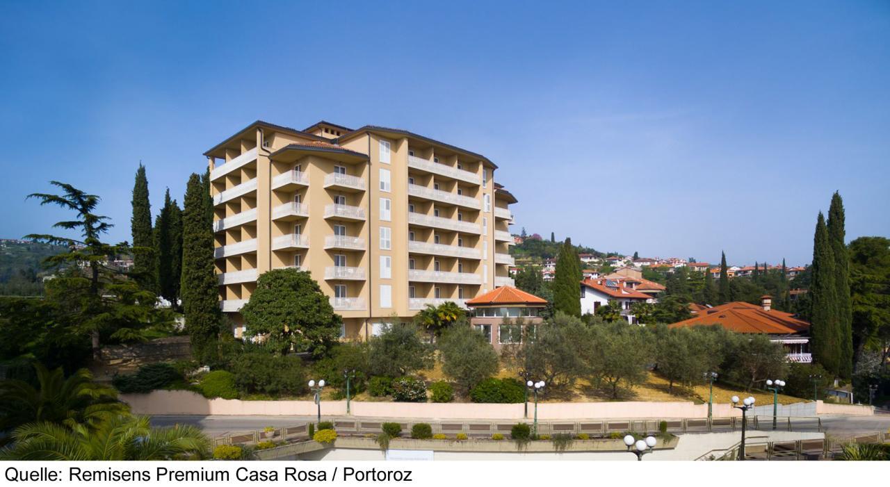 Remisens Premium Casa Rosa