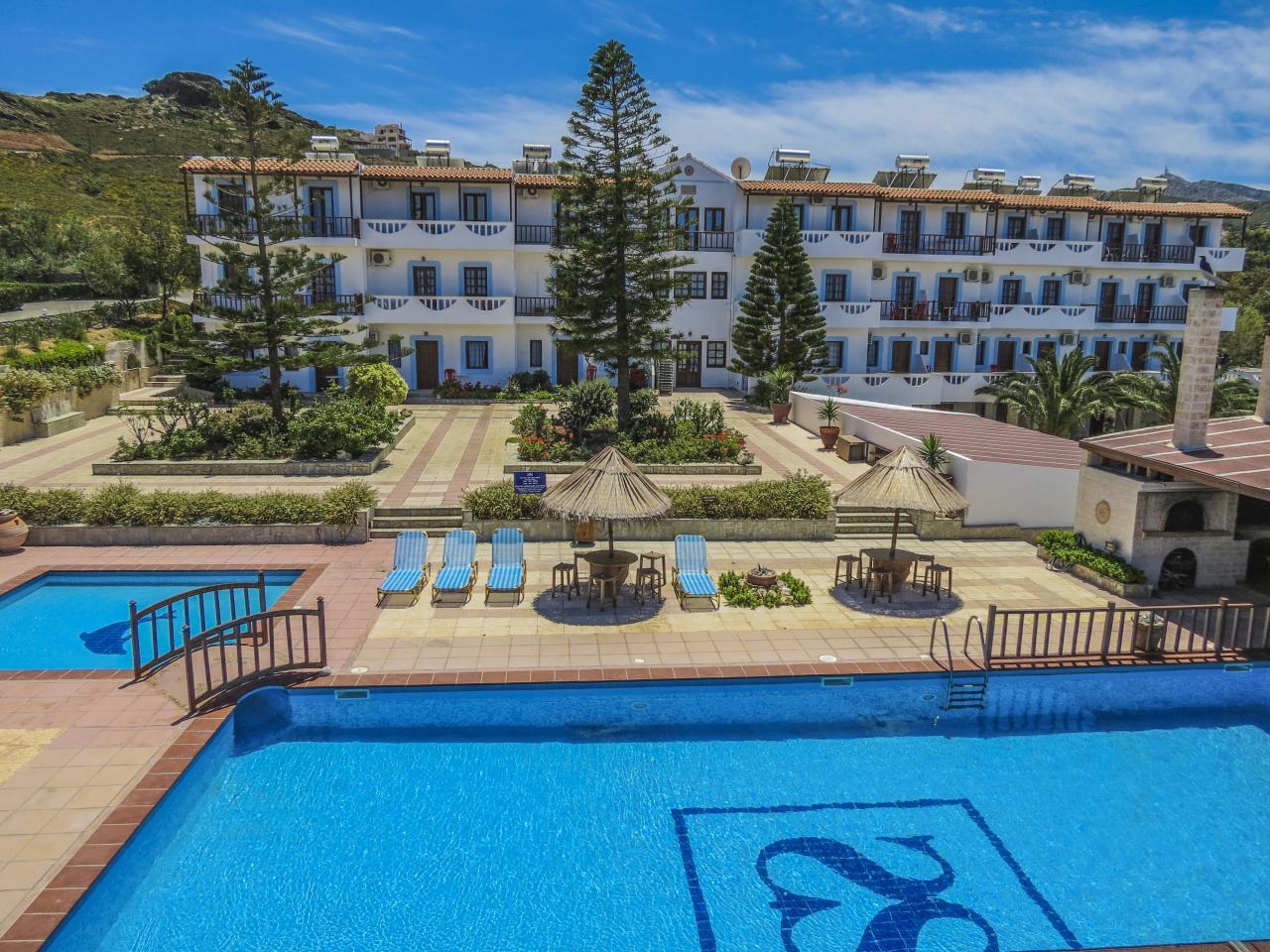 Spiros - Soula Family Hotel & Apts
