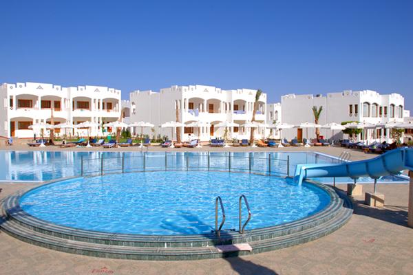 Happy Life Dahab (wylot/przylot do Sharm El Sheikh, pobyt w regionie Taba) ***