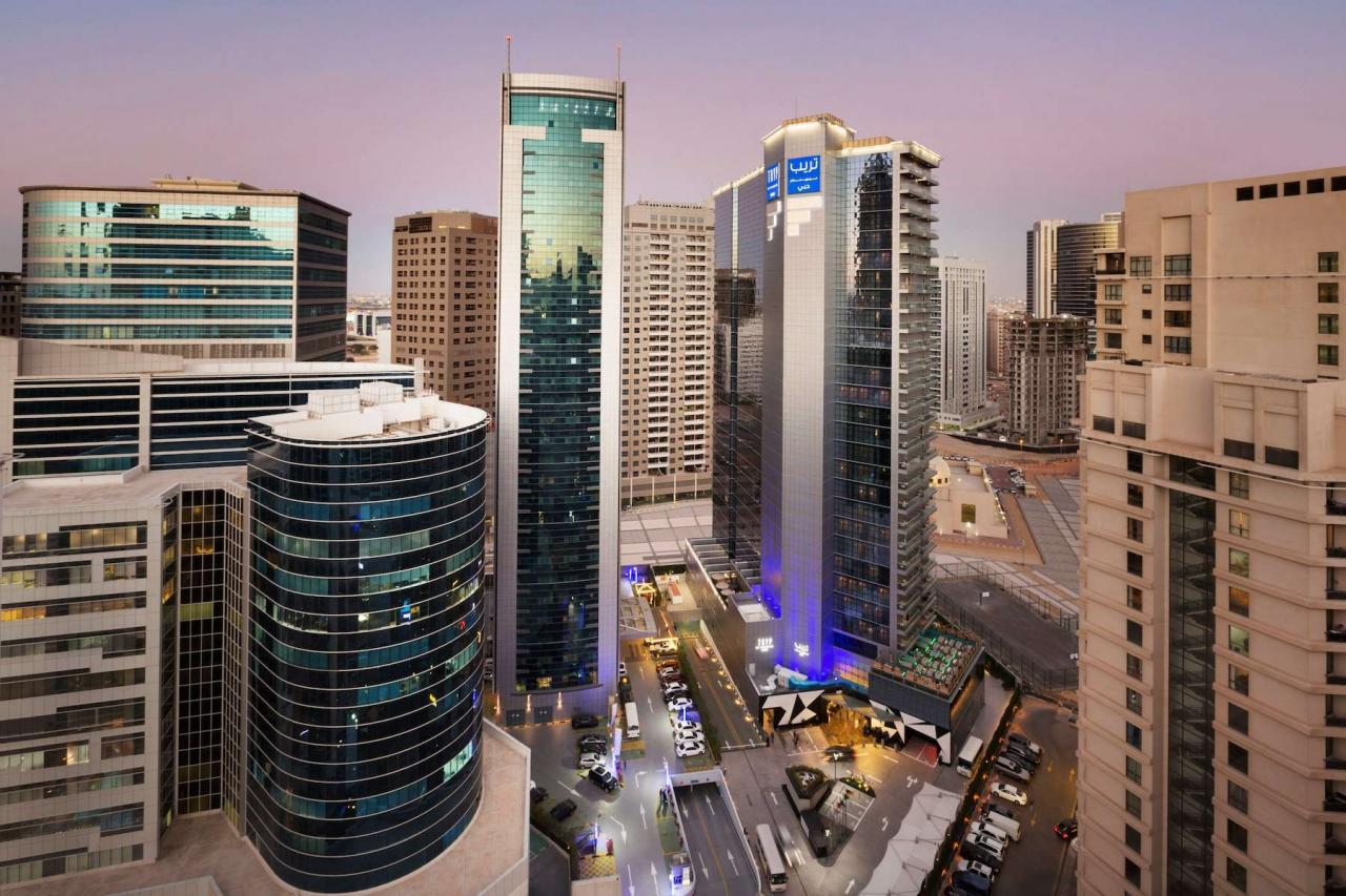 Tryp by Wyndham Barsha Height