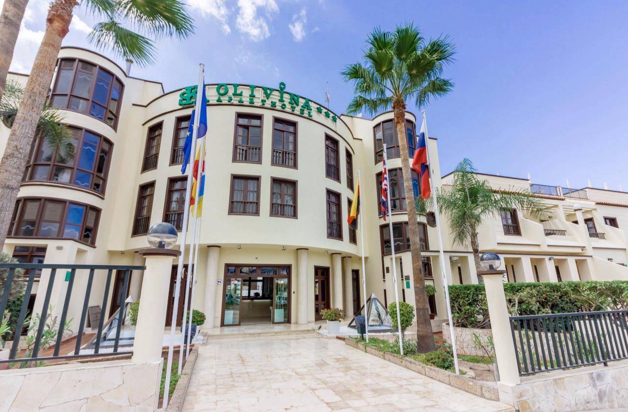 KLAYMAN Olivina Aparthotel