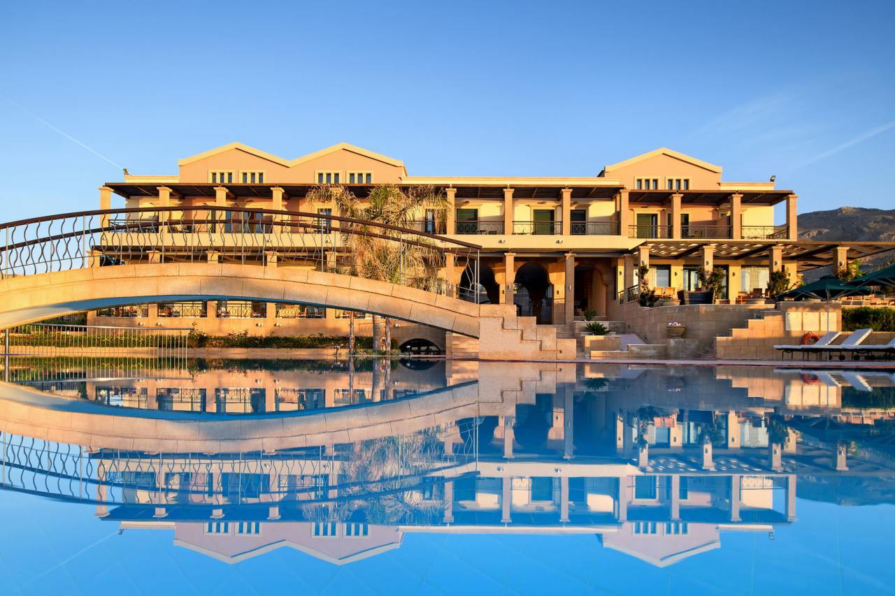Mitsis Lindos Memories Resort and Spa