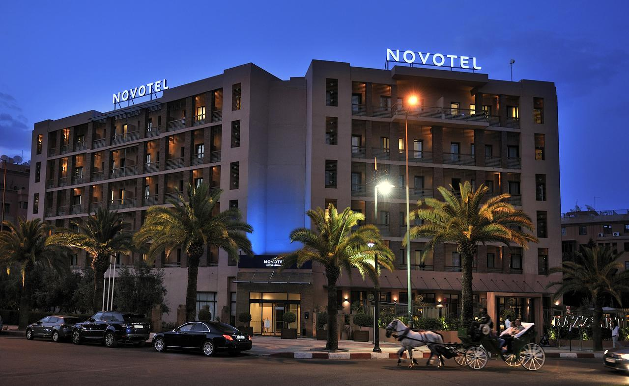 Novotel Marrakech Hivenage
