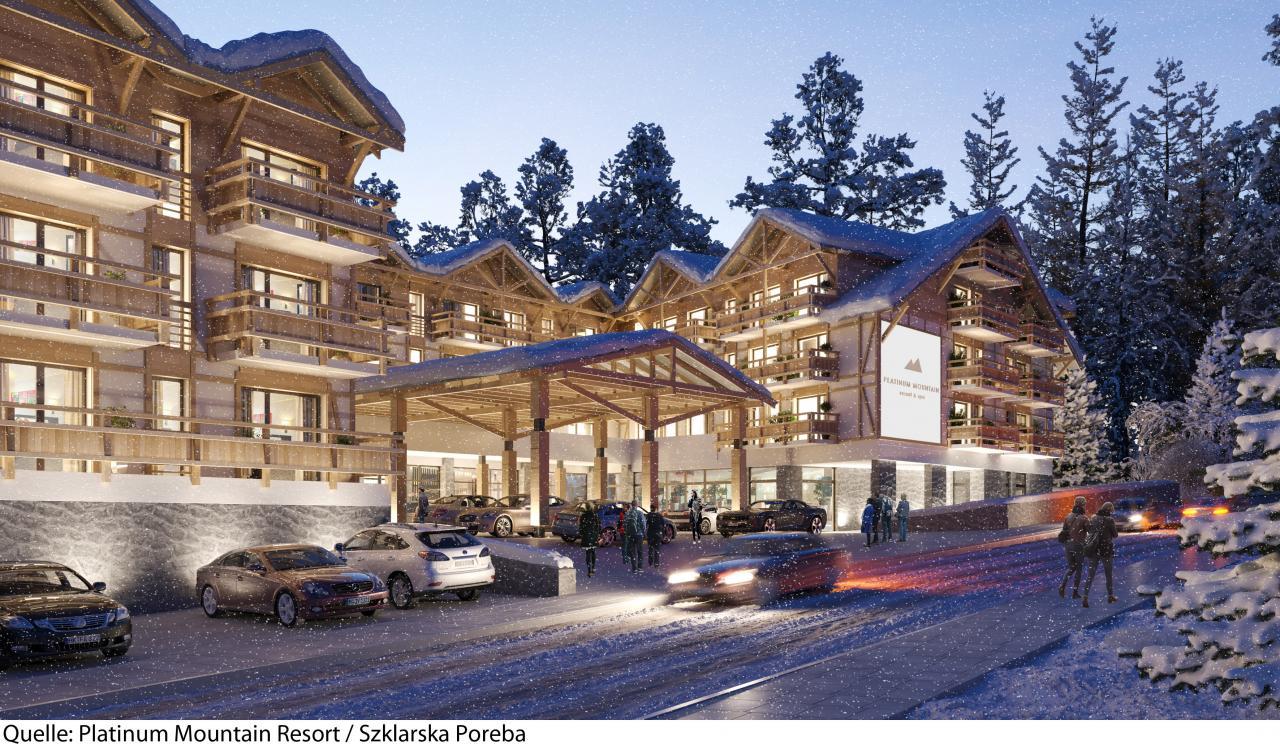 Platinum Mountain Apartments